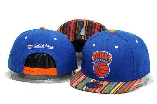 New York Knicks Snapback Hat YS 0613