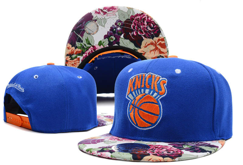 New York Knicks Snapback Hat DF 0721