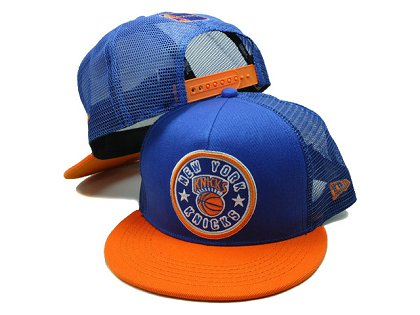 New York Knicks Snapback Hat SF 140802 01