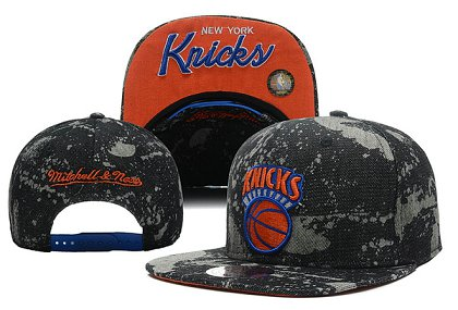 New York Knicks NBA Snapback Hat XDF-A