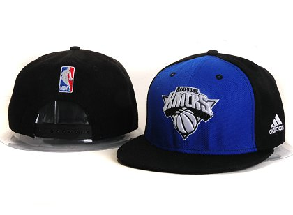 New York Knicks New Snapback Hat YS E17