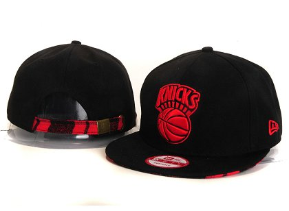 New York Knicks New Snapback Hat YS E62