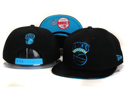 New York Knicks New Snapback Hat YS E76