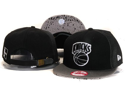 New York Knicks New Snapback Hat YS E88