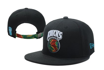 New York Knicks Snapback Hat LX-A