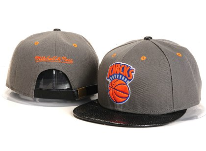 New York Knicks Snapback Hat YS 781