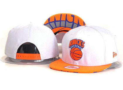 New York Knicks Snapback Hat YS 782
