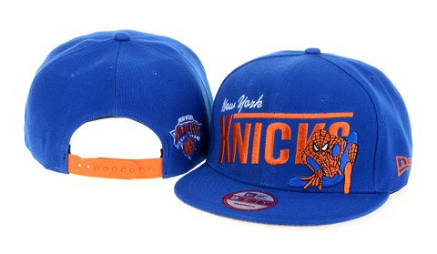 New York Knicks NBA Snapback Hat 60D01