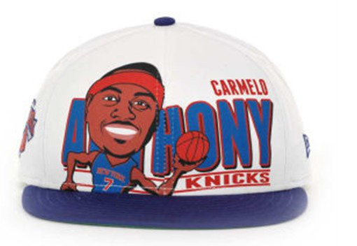 New York Knicks NBA Snapback Hat 60D05
