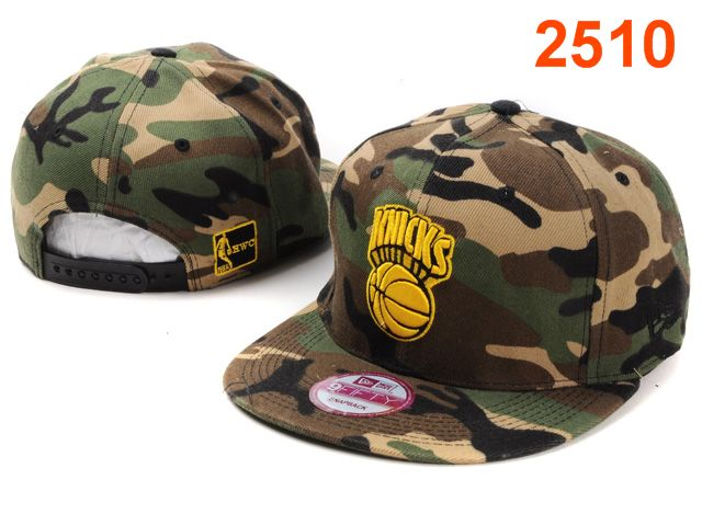 New York Knicks NBA Snapback Hat PT062