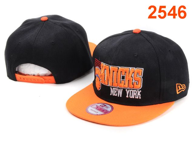 New York Knicks NBA Snapback Hat PT069
