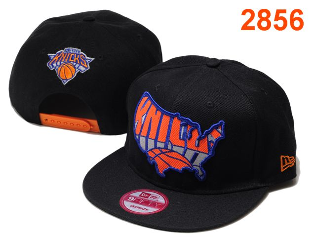 New York Knicks NBA Snapback Hat PT111