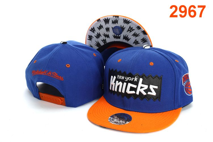 New York Knicks NBA Snapback Hat PT130