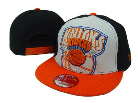 New York Knicks NBA Snapback Hat SD02