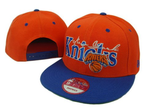 New York Knicks NBA Snapback Hat SD03