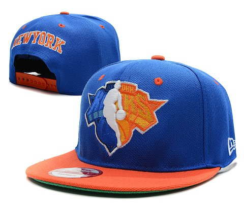 New York Knicks NBA Snapback Hat SD11