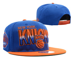 New York Knicks NBA Snapback Hat SD13