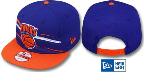 New York Knicks NBA Snapback Hat Sf07