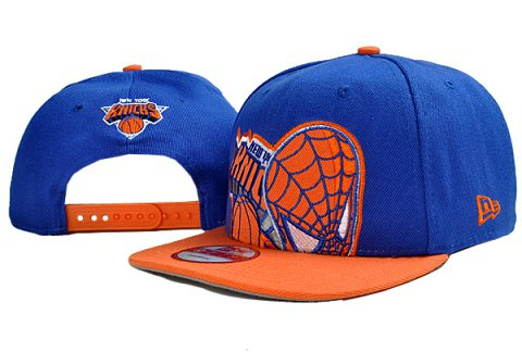 New York Knicks NBA Snapback Hat TY048