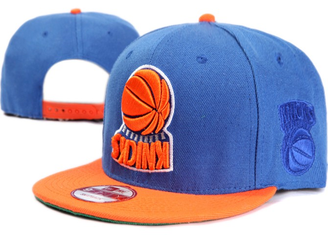 New York Knicks NBA Snapback Hat XDF010