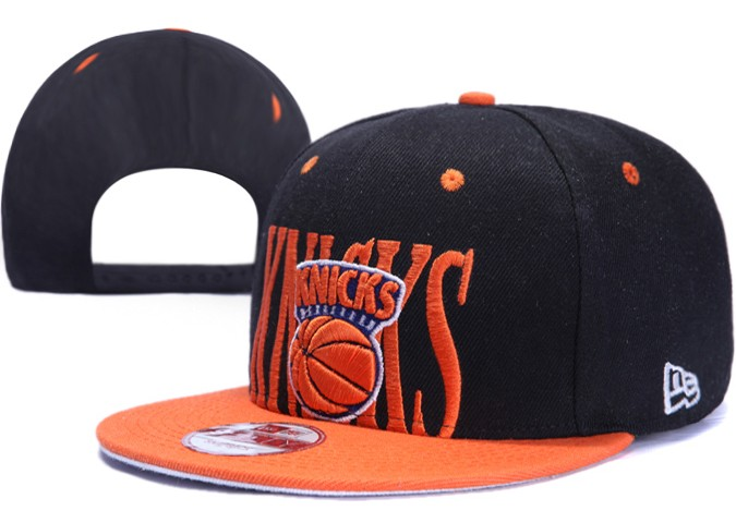 New York Knicks NBA Snapback Hat XDF026