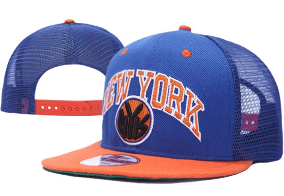 New York Knicks NBA Snapback Hat XDF037