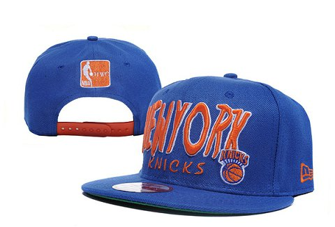 New York Knicks NBA Snapback Hat XDF122
