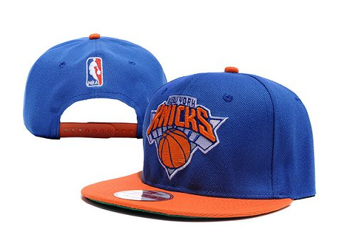 New York Knicks NBA Snapback Hat XDF127