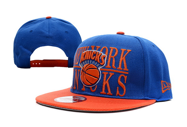 New York Knicks NBA Snapback Hat XDF158