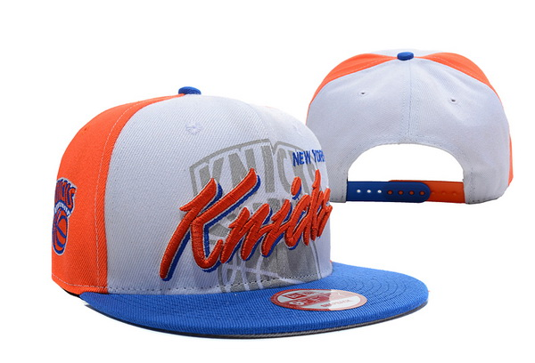 New York Knicks NBA Snapback Hat XDF167