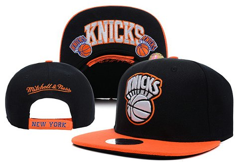 New York Knicks NBA Snapback Hat XDF212