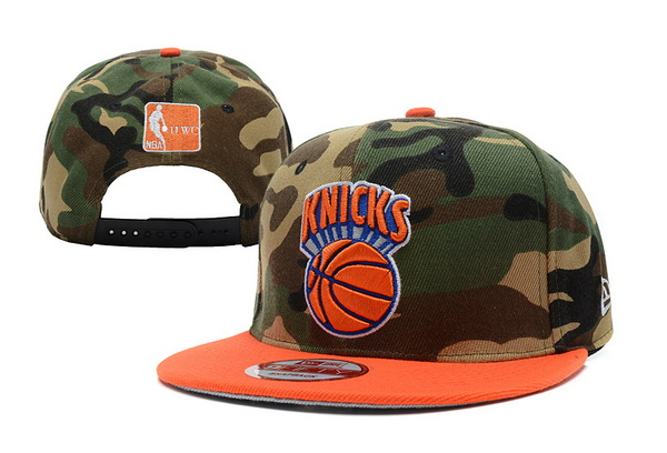 New York Knicks NBA Snapback Hat XDF326