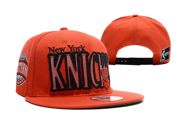 New York Knicks NBA Snapback Hat XDF339