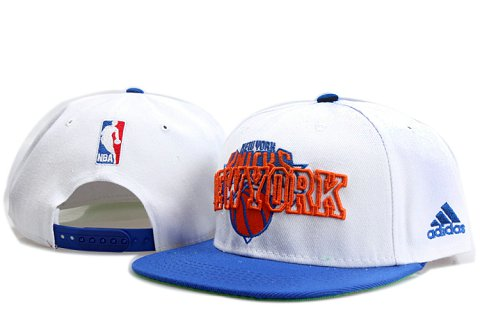 New York Knicks NBA Snapback Hat YS091