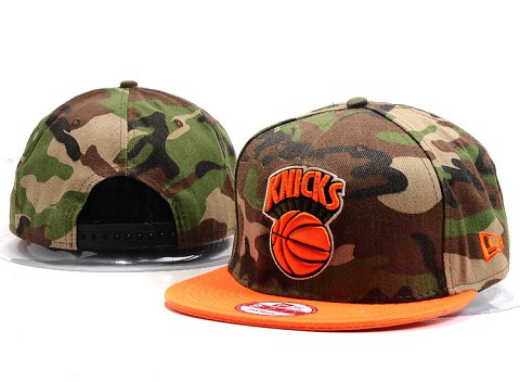 New York Knicks NBA Snapback Hat YS184