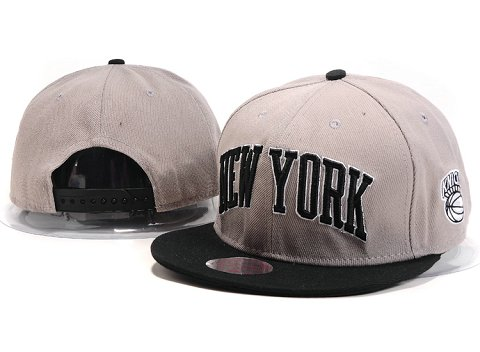 New York Knicks NBA Snapback Hat YS193