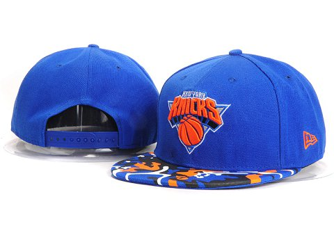 New York Knicks NBA Snapback Hat YS259