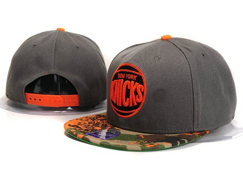 New York Knicks NBA Snapback Hat YS283