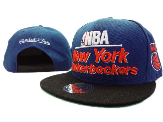New York Knicks NBA Snapback Hat ZY03