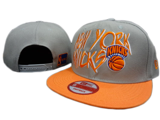 New York Knicks NBA Snapback Hat ZY04