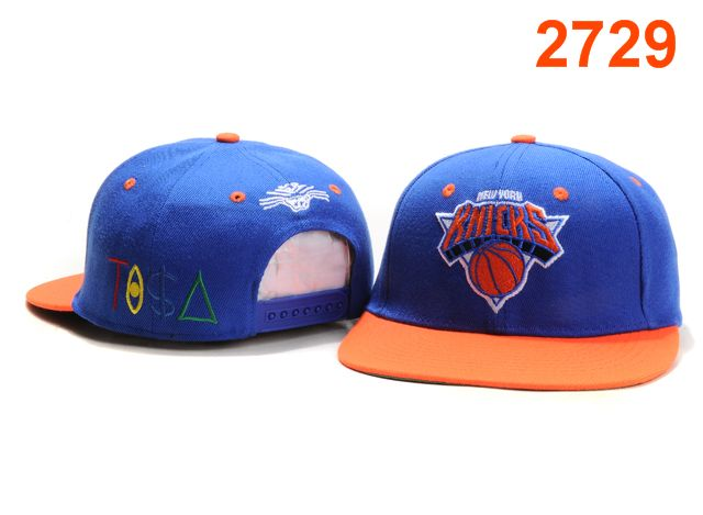 New York Knicks TISA Snapback Hat PT35