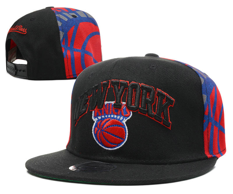New York Knicks Snapback Hat DF 0512
