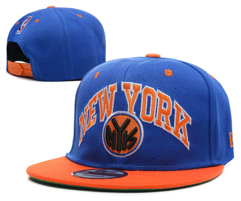 New York Knicks Snapback Hat DF1 0512