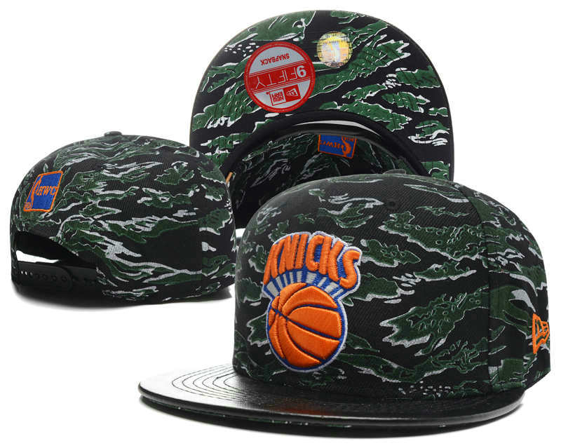 New York Knicks Snapback Hat SD1 0512