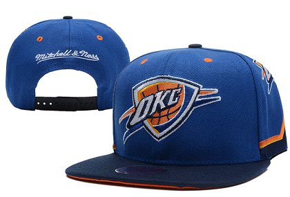 Oklahoma City Thunder Hat XDF 150624 43