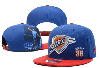 Oklahoma City Thunder Hat XDF 150313 2
