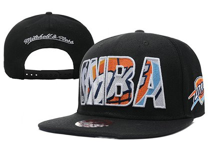 Oklahoma City Thunder Hat XDF 150313 3