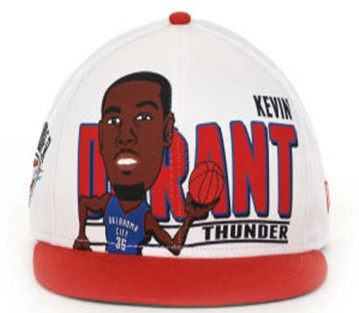 Oklahoma City Thunder NBA Snapback Hat 60D5