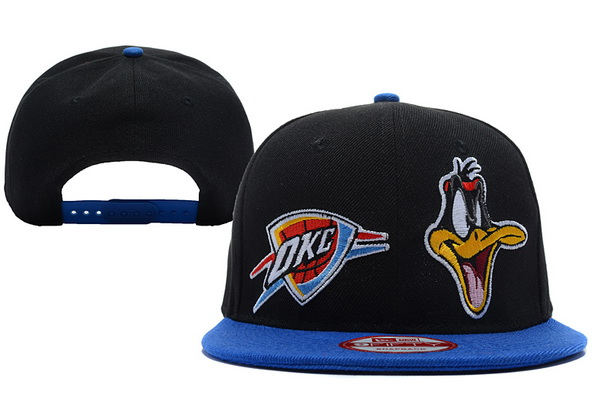 Oklahoma City Thunder NBA Snapback Hat XDF270