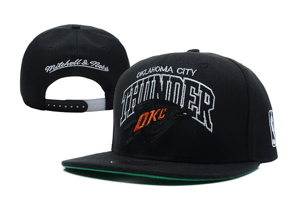 Oklahoma City Thunder NBA Snapback Hat XDF333